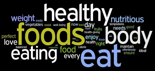 10 απλές συμβουλές για υγιεινή διατροφή, υγιές σωματικό βάρος και μακροζωία